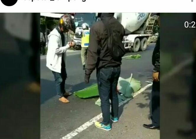 LAMPUNG POST | Kecelakaan Lalu Lintas Renggut Nyawaa Siswa MAN2 Bandar Lampung