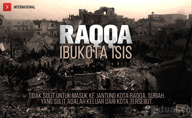 LAMPUNG POST | Janji Memikat dari Raqqa