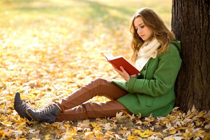 LAMPUNG POST | Ternyata, Membaca Dapat Membantu Anda Hidup Lebih Lama