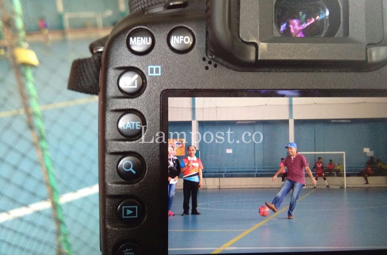 LAMPUNG POST | Turnamen Futsal Lampung Post Cup V Resmi Dibuka