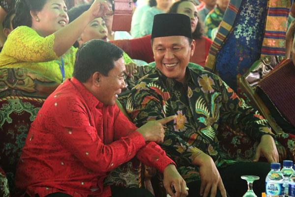 LAMPUNG POST | Anggota DPD RI Anang Prihantoro Akui Mustafa Layak Jadi Gubernur