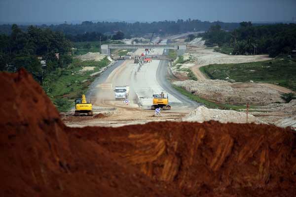 LAMPUNG POST | Pengembang JTTS Pastikan Tidak Ada Jembatan Tinggi