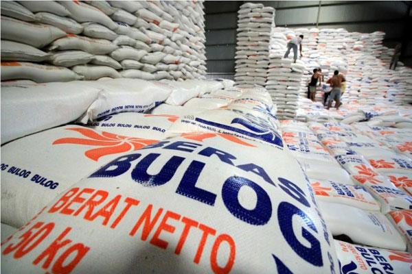 Bulog Lampung Luncurkan 6.000 Ton Beras untuk Operasi Pasar