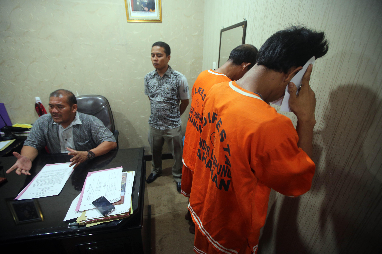 LAMPUNG POST | Dua Bandar Narkoba Bertobat