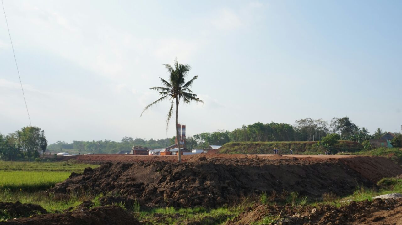 LAMPUNG POST | Ganti Rugi Jalan Tol Terkendala Kawasan Hutan