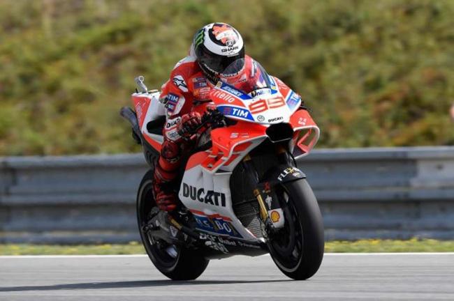 LAMPUNG POST | Fairing Radikal Tunggangan Lorenzo Kejutkan MotoGP Brno