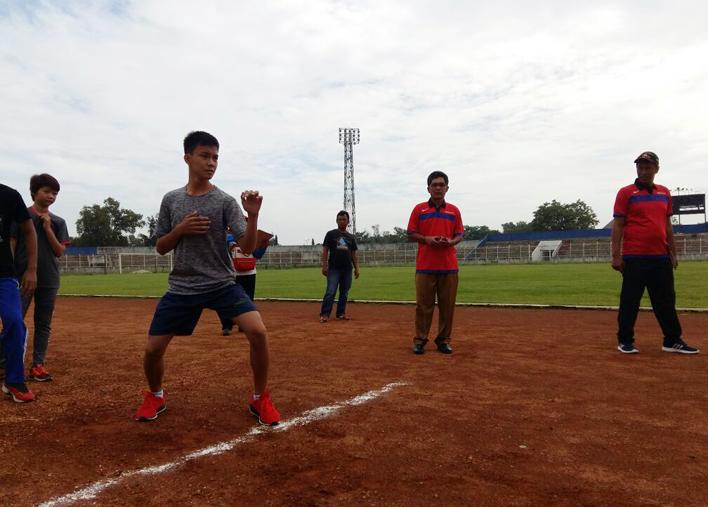 LAMPOST TV: PPLP Lampung Seleksi Atlet Empat cabang Olahraga