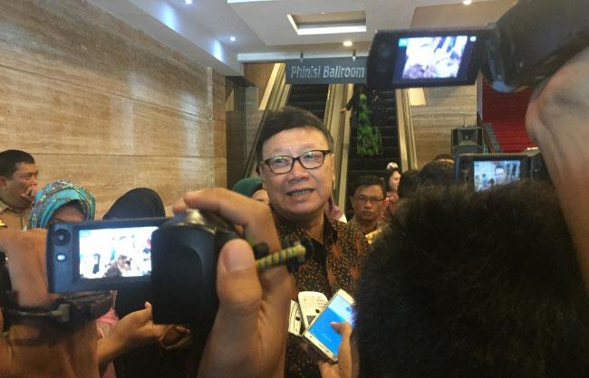 Pjs Gubernur Lampung Dalam Godokan Kemendagri