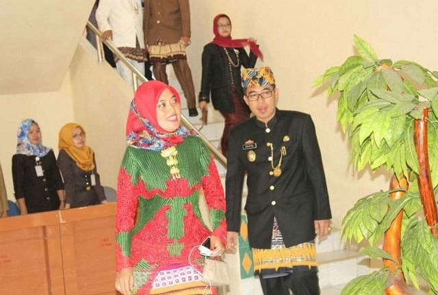 LAMPUNG POST | Festival Petik Lada di Lampung Timur Bangkitkan Kejayaan Lada dan Wisata