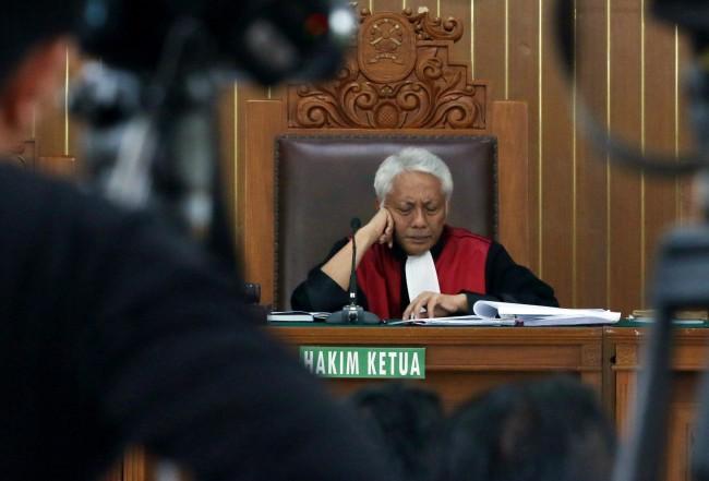 Sidang Praperadilan Setya Novanto, Hakim Tolak Eksepsi KPK