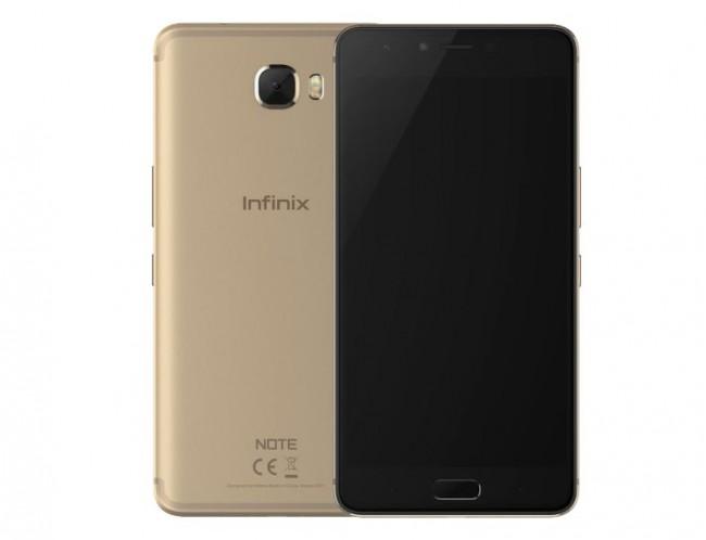 Infinix Luncurkan Note 4 Pro Seharga Rp2,4 Juta di Pasar Indonesia