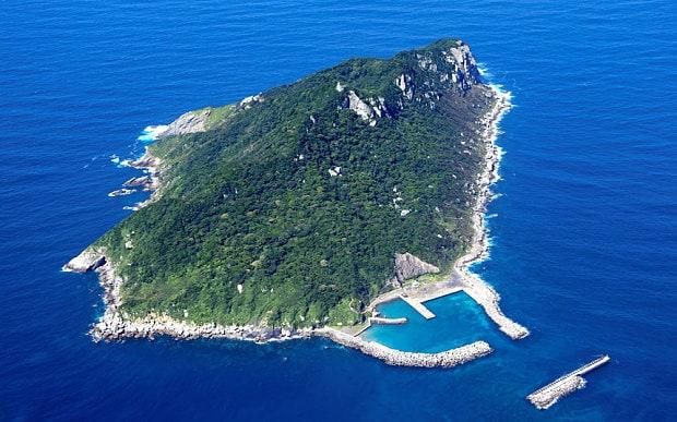 LAMPUNG POST   UNESCO Tetapkan Pulau yang Melarang Kehadiran Wanita Ini jadi Warisan Dunia