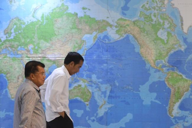 LAMPUNG POST | Hasil Survei, Elektabilitas Jokowi Melonjak