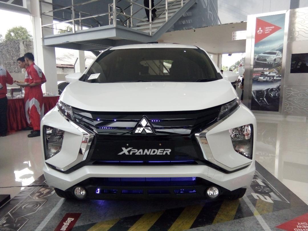 Mitsubishi Terus Fokus Kirim Unit Xpander