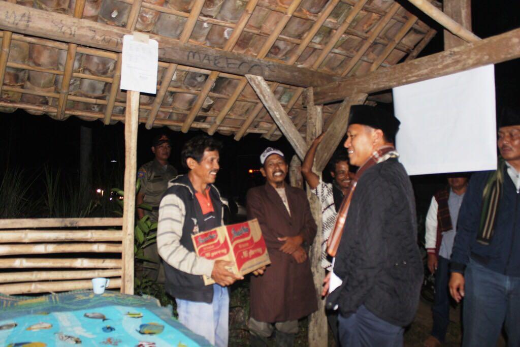 LAMPUNG POST | Hari Pahlawan Nasional, Mustafa Ronda di Kampung Veteran