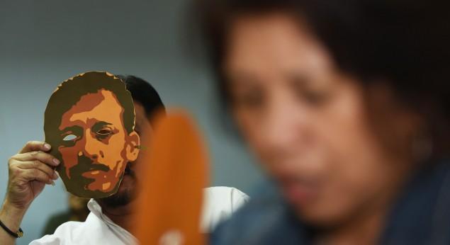 LAMPUNG POST | Ditanya Soal Kasus Munir, Wiranto: Mbok ya Bicara yang Lain