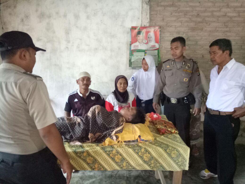 LAMPUNG POST | Bocah Ditemukan Tewas Mengambang di Sungai Way Tebu