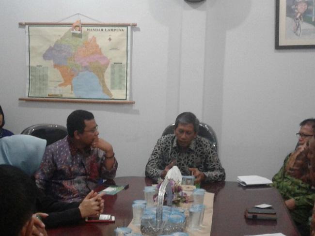 DJKN Sinergikan Program Bersama Lampung Post