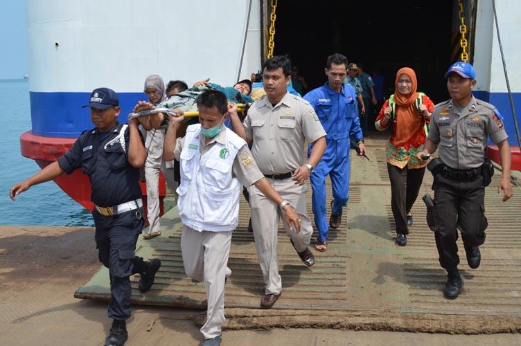 LAMPUNG POST | 15 Posko Kesehatan Disiapkan di Sepanjang Jalinsum Bakauheni-Natar