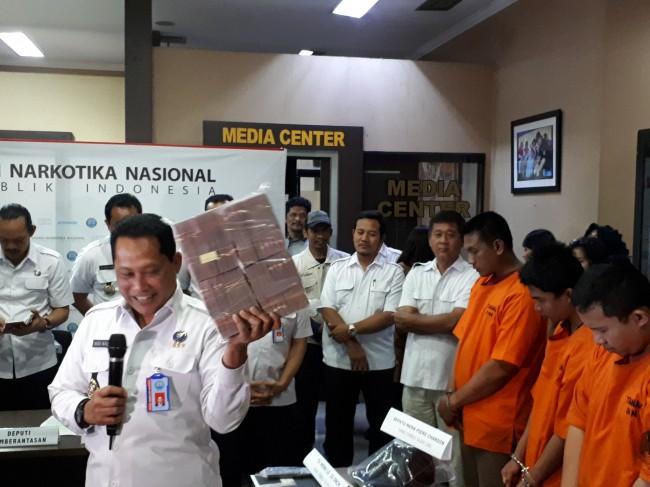 Kepala Rutan Purworejo Cuci Uang Hasil Kejahatan Narkoba
