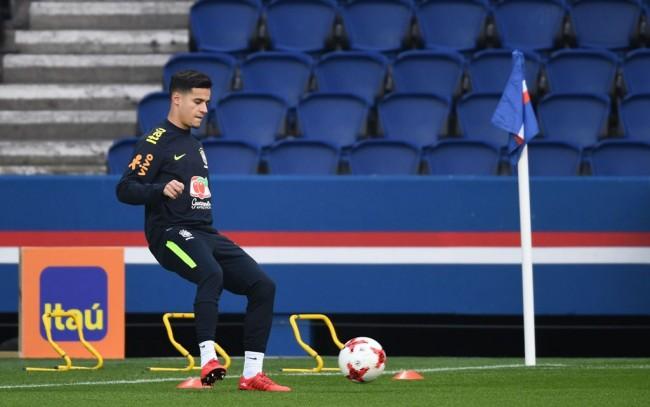 LAMPUNG POST | Jelang Lawan Inggris, Coutinho 100 Persen Fit