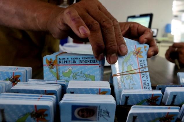 Warga Bandar Lampung Usia 17 Tahun Diminta Urus KTP Elektronik