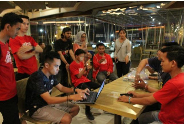 LAMPUNG POST | Turnamen Futsal Anniversary UI Diikuti 20 Chapter