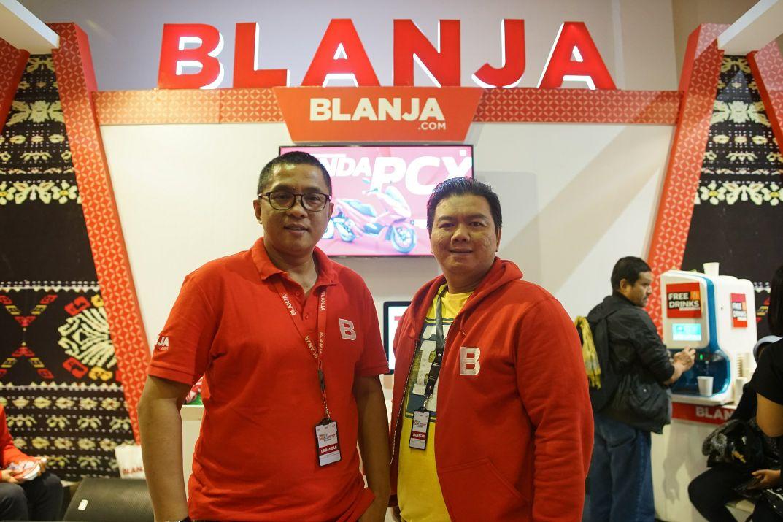 BLANJA.com Dorong UKM Asli Indonesia Go Online