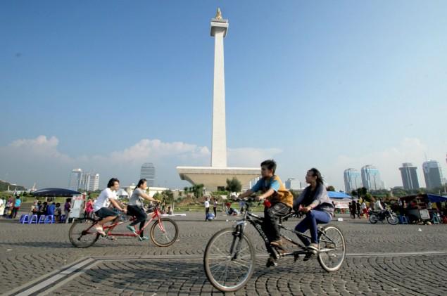 LAMPUNG POST | Djarot Sebut Masih Banyak PR Ibu Kota di Umur 490 Tahun