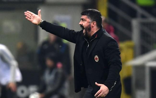 Gattuso Geram Milan Ditahan Imbang Sassuolo