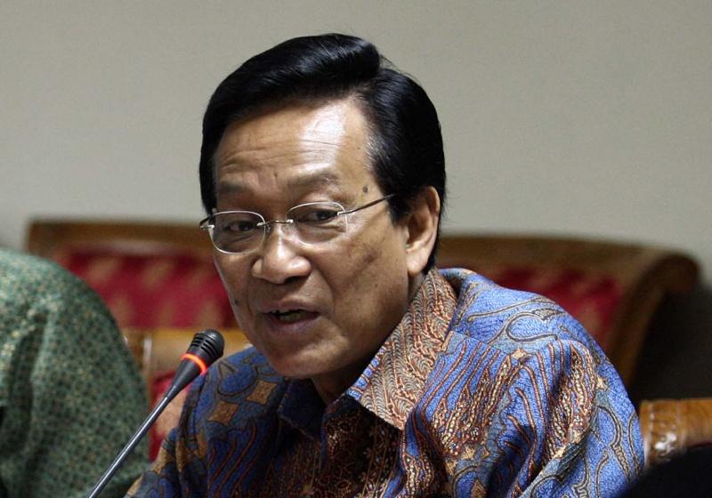 LAMPUNG POST | Sultan Hamengku Buwono X Ditetapkan Sebagai Gubernur DIY 2017-2022