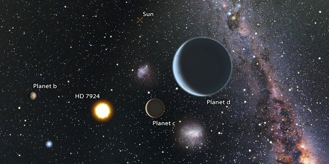 LAMPUNG POST | Planet Baru