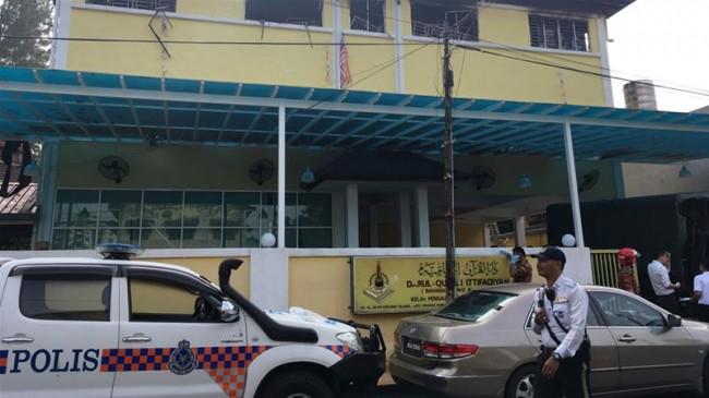 LAMPUNG POST | 25 Siswa Tewas dalam Kebakaran Sekolah di Malaysia