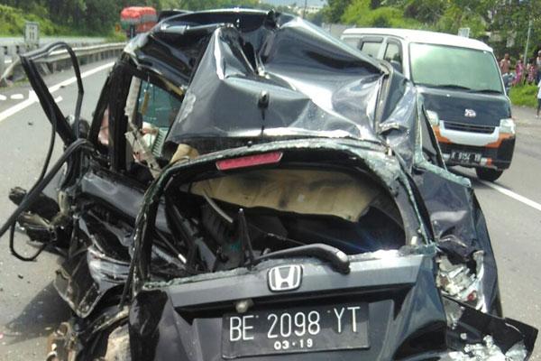 Mahasiswa Undip asal Lampung Meninggal Kecelakaan