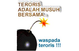 LAMPUNG POST   Bersama Waspada Teroris