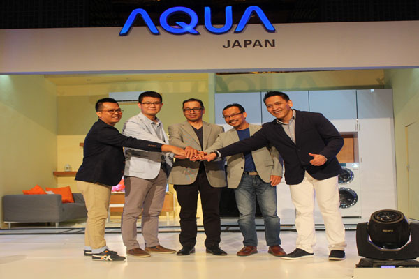 LAMPUNG POST   AQUA Japan Bukukan Kenaikan Penjualan