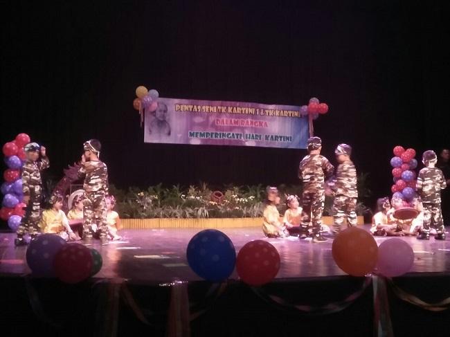 LAMPUNG POST | TK Kartini Bandar Lampung Rayakan Hari Kartini
