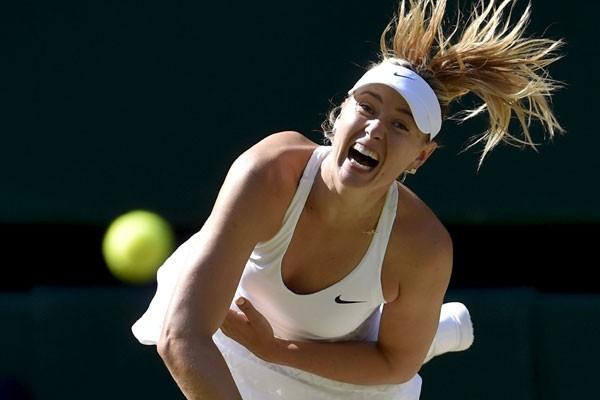 LAMPUNG POST | Maria Sharapova Mundur dari Wimbledon