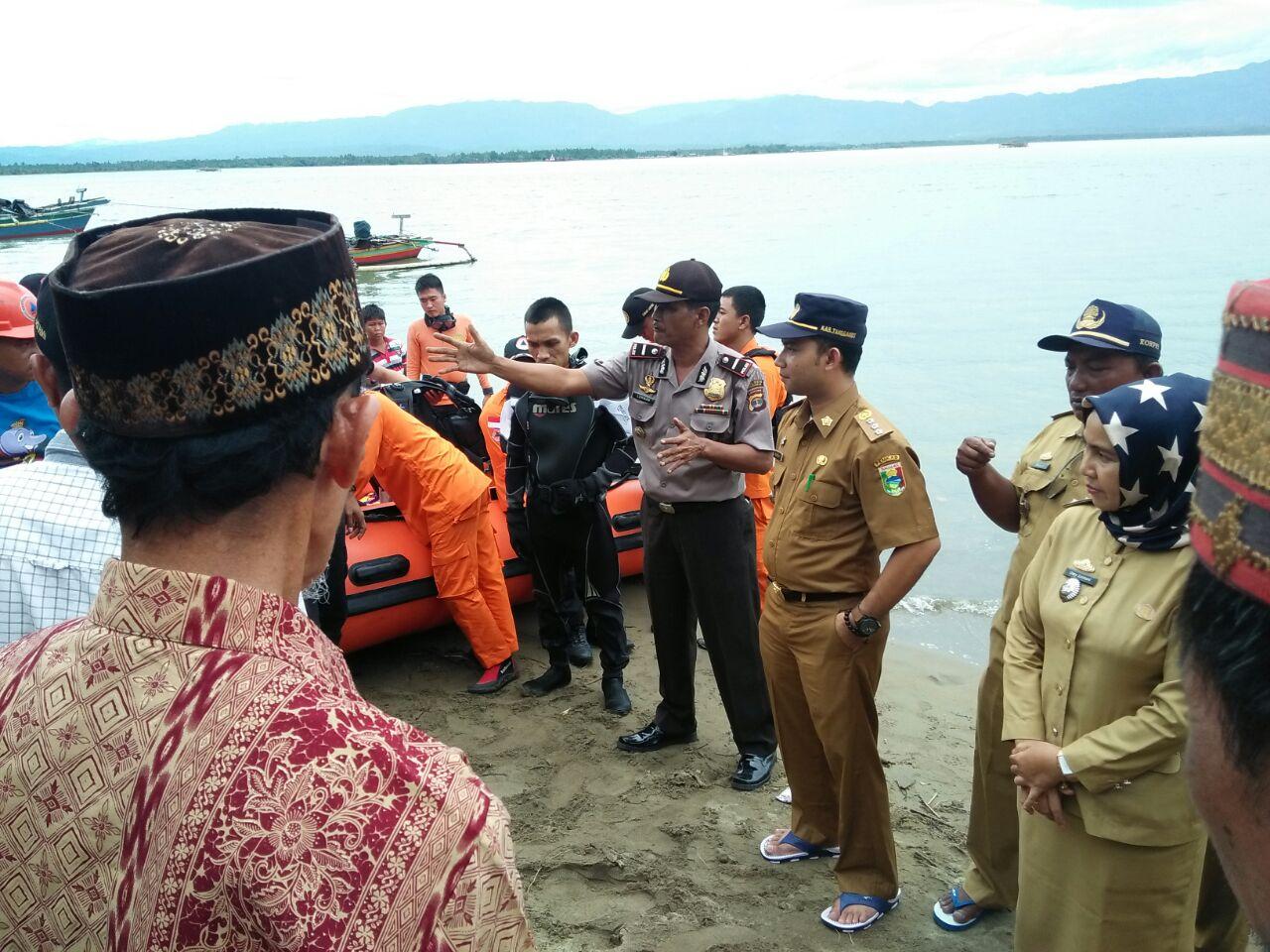 Jasad Nelayan yang Tenggelam Mencari Ubur-ubur Belum Ditemukan
