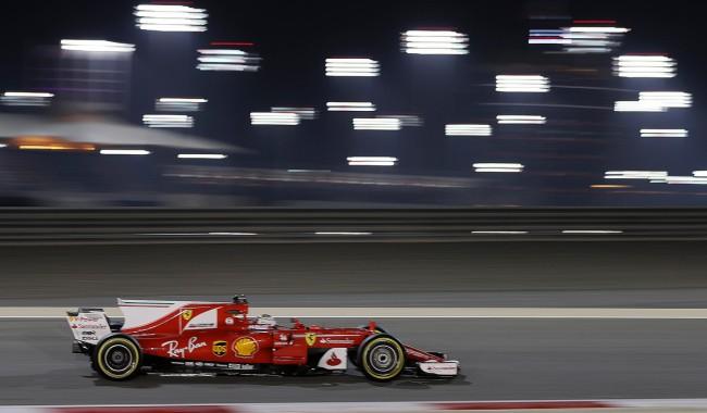 LAMPUNG POST | Vettel Tercepat di Sesi Latihan Bebas Hari Pertama