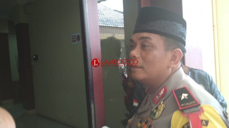 6 Terduga Teroris Lampung Jadi Tersangka, 2 Dilepas