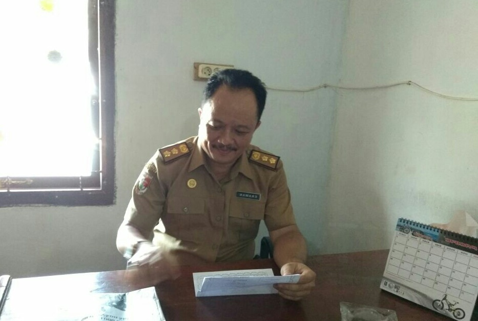 LAMPUNG POST | Inspektorat Tubaba Selidiki Raskin Kibangyekti Jaya
