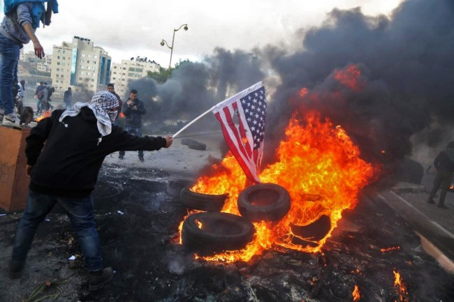 AS Stop Bantuan PBB untuk Palestina Sebesar Rp866 M