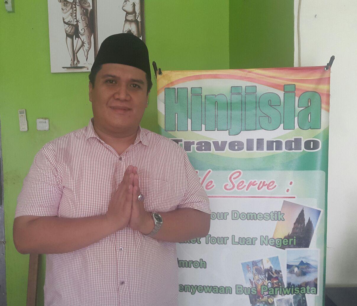 LAMPUNG POST | Pelayanan Prima Hinjisia Travelindo