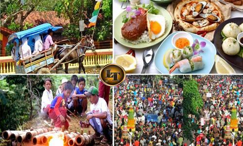 Adat Lampung Menyambut Lebaran