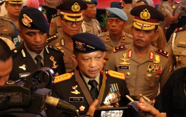 Jenderal Tito Raih Penghargaan dari Raja Malaysia