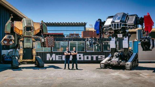 LAMPUNG POST   Menanti Duel Robot Paling Brutal di Dunia