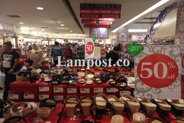 LAMPUNG POST | Center Point Masih Beri Promosi Menarik