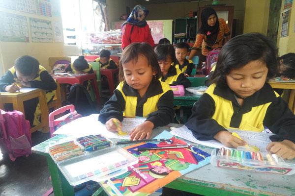LAMPUNG POST | Membuat Siswa Tidak Bosan di Sekolah