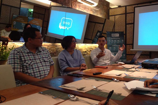 LAMPUNG POST | PT ESET Indonesia Bahas soal Bahaya Ransomware